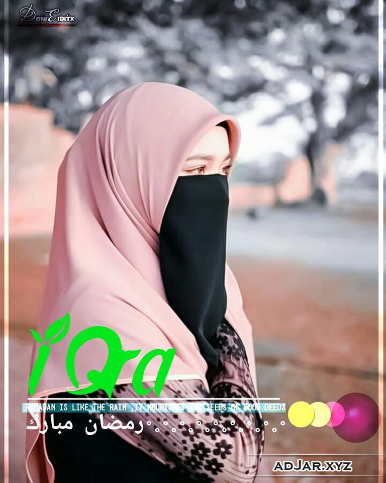 Ramzan Mubarak Iqra Name Dp 2020
