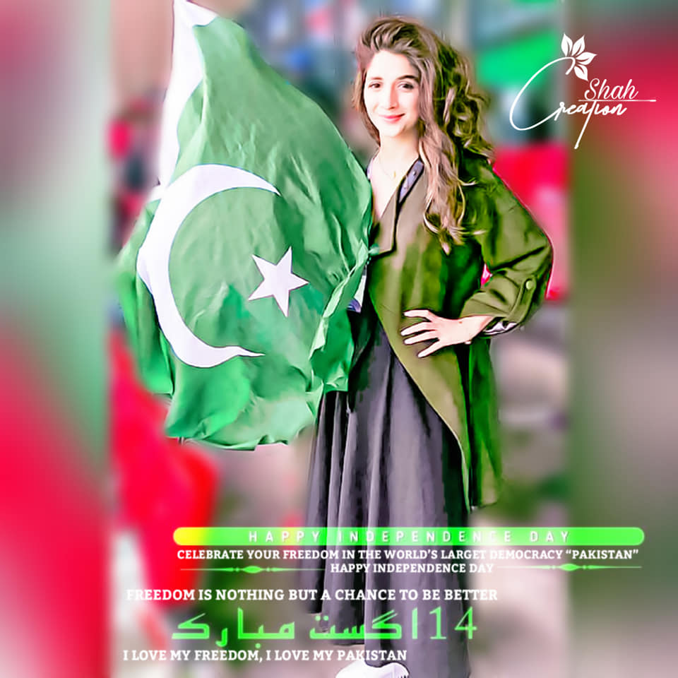 14-august-mubarak-girl-with-flag-dp