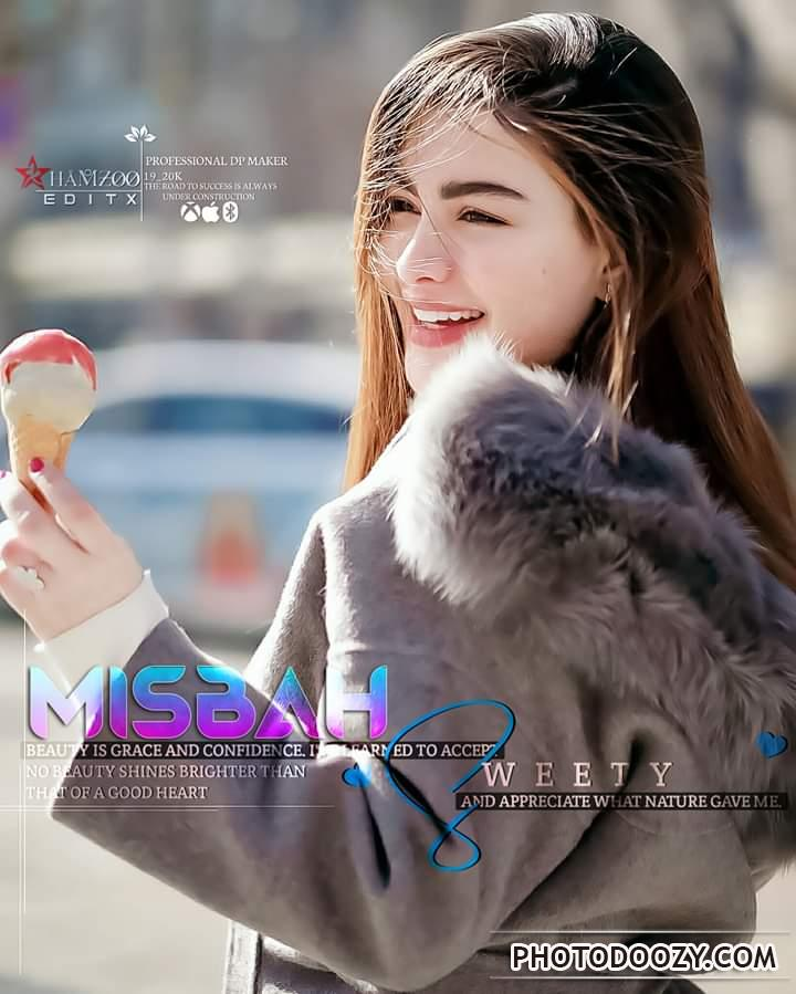 Attitude Girl Dp Fb Misbah Name