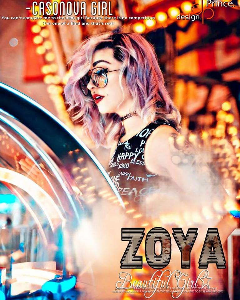 Cute Dp For Girls Zoya Name New