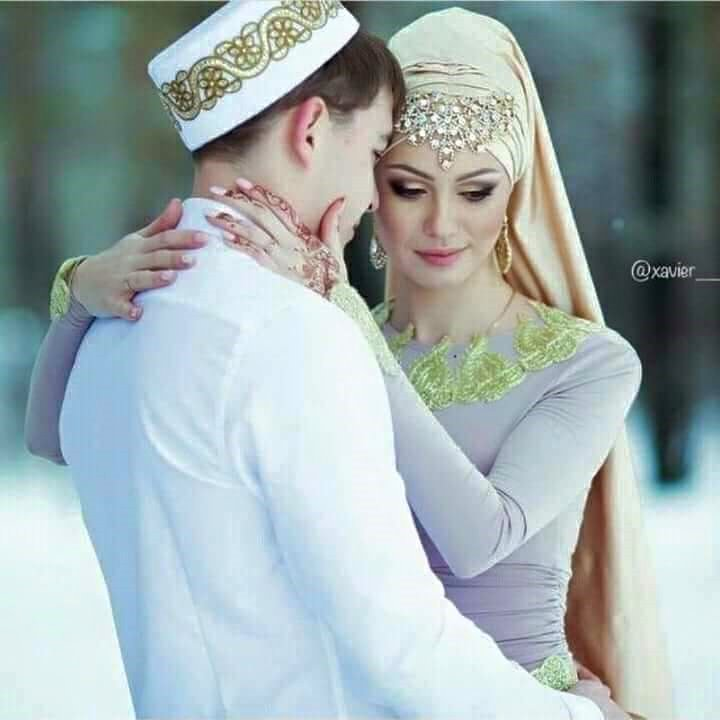 Cute Muslim Couples Images For Dp