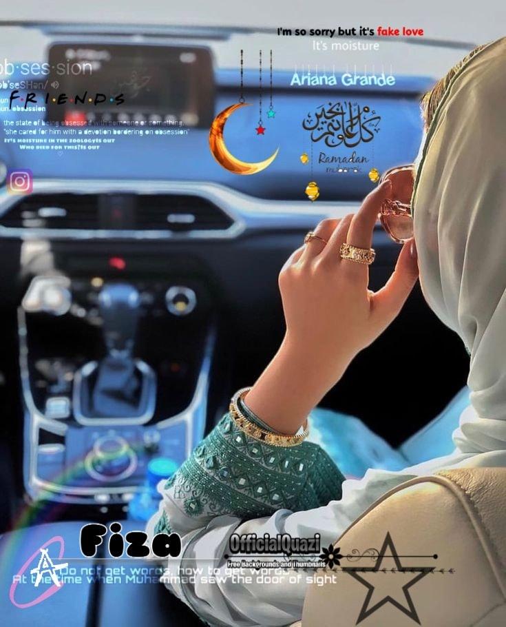 Islamic Pic For Dp Girls Ramzan Mubarak