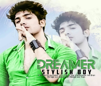 best-stylish-boy-dp-in-green-shirt