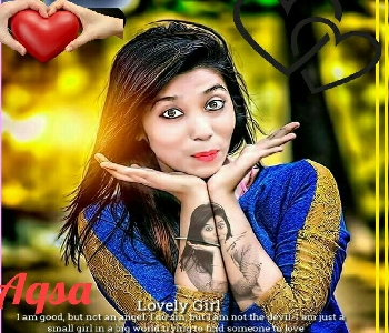 cutie-aqsa-name-dp-for-girls-