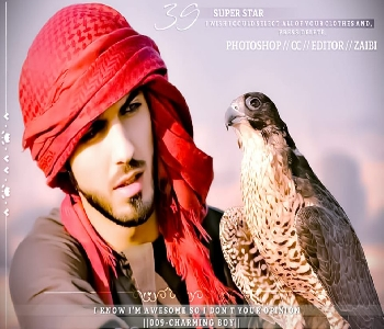 handsome-omar-borkan-dp-for-boys