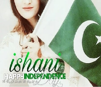 independence-day-dp-for-girls-2018
