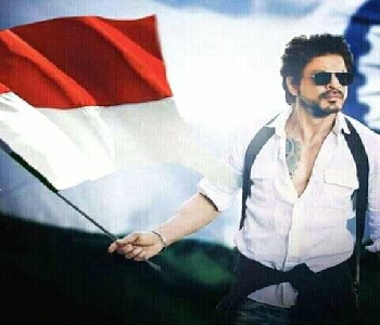 indonesia-independence-day-dp-sharukh-khan-dp