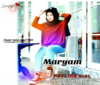 cute-maryam-name-dp-for-girls