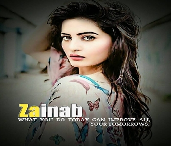 stylish-attitude-zainab-name-dp-for-girls